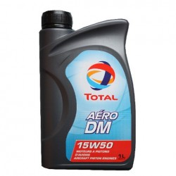 Total AERO DM 15W50 - 1LAviation