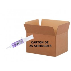 CELTIA Seringue 20ml - Carton de 25 Seingues