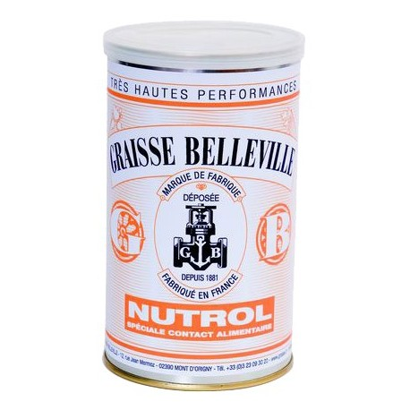 NUTROL Boite 700gGraisse Contact Alimentaire