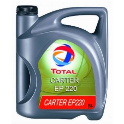 Huile Total CARTER EP220 - 5L