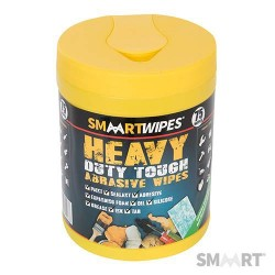 Lingettes abrasives ultrarésistantes travaux intensifs - 75 lingettesNettoyage